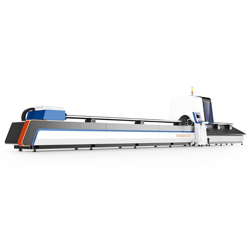Оптоволоконный лазерный станок для резки труб LF60M фото, цена