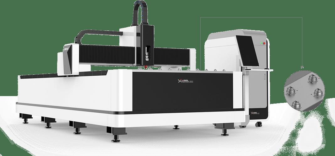 Оптоволоконный станок для лазерной резки LF3015CN фото, цена