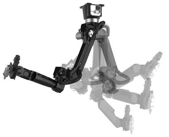 ЗD робот для лазерной резки LF1800 фото, цена