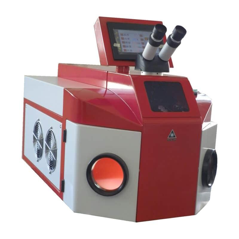 LSEL-WJx машина для сварки ювелирных изделий фото, цена