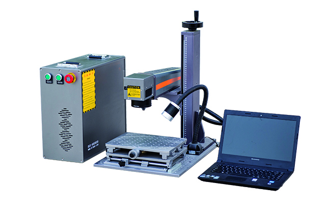 LSEL-MFP 20/30/50/100x Портативные оптоволоконные маркеры фото, цена