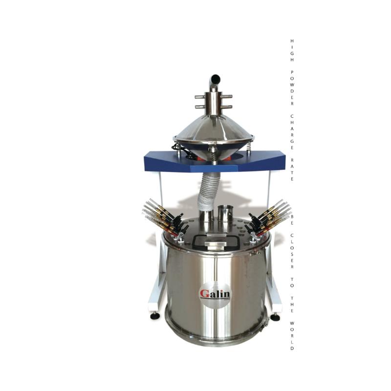 LV-01 - оборудование для просеивания порошка фото, цена
